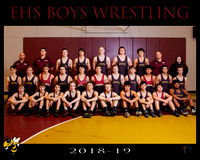 EHS BoysWrestling TeamPrint2018