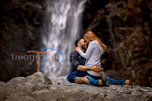 Greater Seattle area, Enumclaw couples and engagement portrait photography company