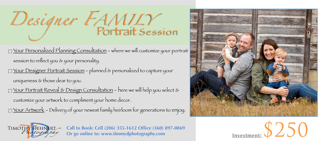 Family SessionCards