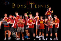 EHS BoysTennis2019 Poster 12x18 Team Poster